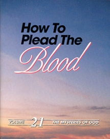 How to Plead the Blood