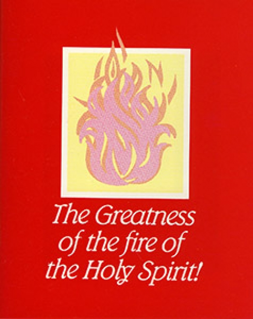 The Greatness of the Fire of the Holy Spirit - Ernest Angley Ministries