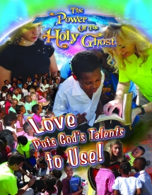 Love Put's God's Talents To Use