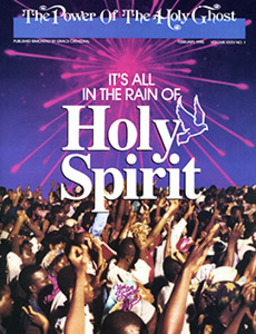 It's All in the Rain of the Holy Spirit - Ernest Angley
