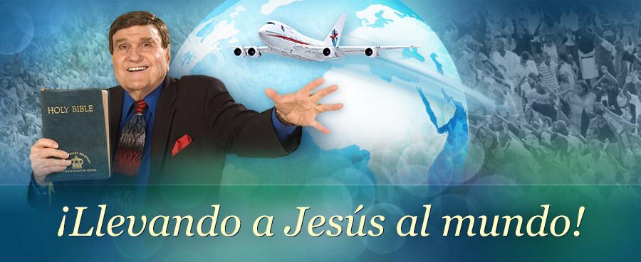 Taking Jesus To The World!