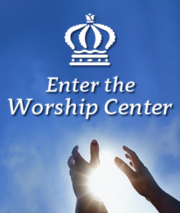 Enter the Worship Center